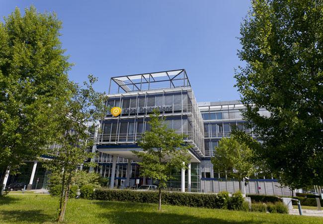 Kabel Deutschland Zentrale Unterföhring