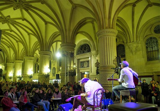 Die Lange Nacht der Museen im Rathaus